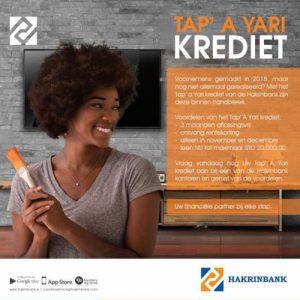 Tap a Yari Krediet