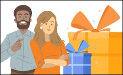 bekendmaking relatie geschenken