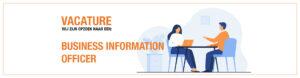 Business Information Officer