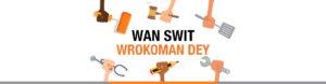 Wrokoman dey